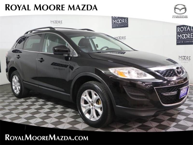 2011 Mazda CX-9 for sale at Royal Moore Custom Finance in Hillsboro OR