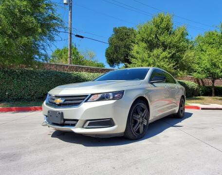 2015 Chevrolet Impala for sale at International Auto Sales in Garland TX