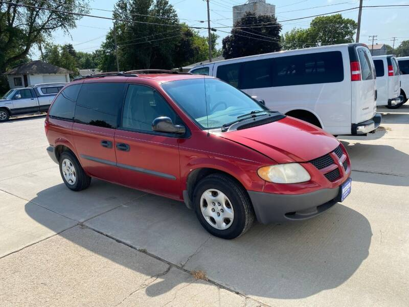 2002 Dodge Caravan for sale at Kobza Motors Inc. in David City NE