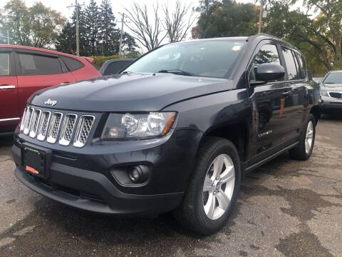 2014 Jeep Compass for sale at Champs Auto Sales in Detroit MI