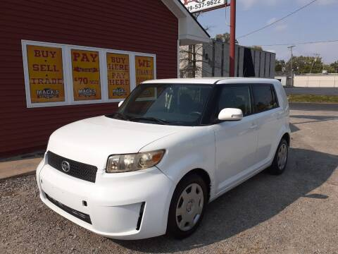 2009 Scion xB for sale at Mack's Autoworld in Toledo OH