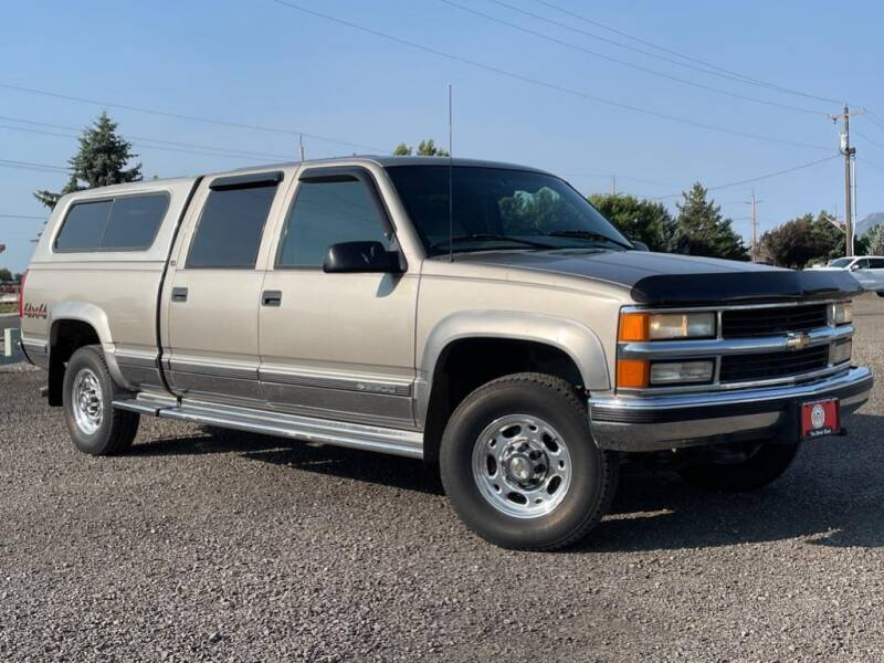 2000 Chevrolet C/K 2500 Series for sale at The Other Guys Auto Sales in Island City OR