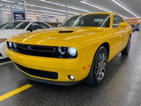 2017 Dodge Challenger for sale at Dixie Motors in Fairfield OH
