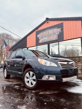 2011 Subaru Outback for sale at Harborcreek Auto Gallery in Harborcreek PA