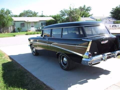 1957 Chevrolet Wagon for sale at Haggle Me Classics in Hobart IN