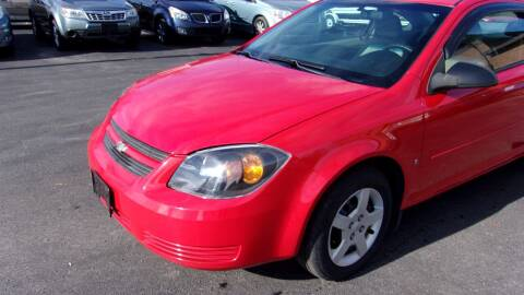 2008 Chevrolet Cobalt for sale at Eagle's Wings Auto Sales in Hilton NY