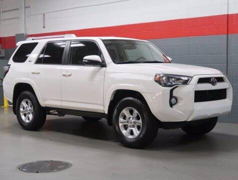 2017 Toyota 4Runner for sale at CU Carfinders in Norcross GA