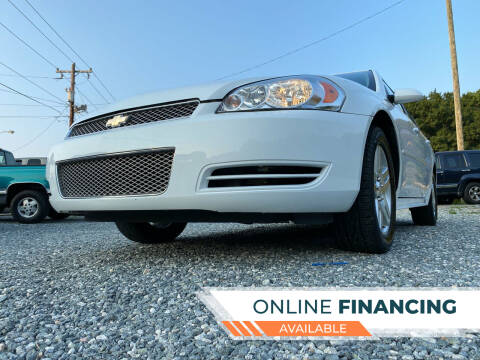2014 Chevrolet Impala Limited for sale at Prime One Inc in Walkertown NC
