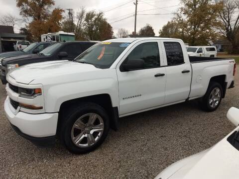 2016 Chevrolet Silverado 1500 for sale at Economy Motors in Muncie IN