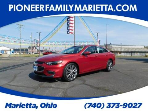 2016 Chevrolet Malibu for sale at Pioneer Family preowned autos in Williamstown WV