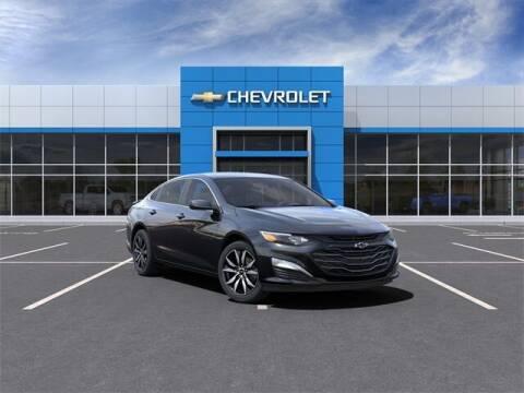 2021 Chevrolet Malibu for sale at Bob Clapper Automotive, Inc in Janesville WI
