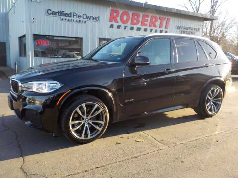 2016 BMW X5 for sale at Roberti Automotive in Kingston NY