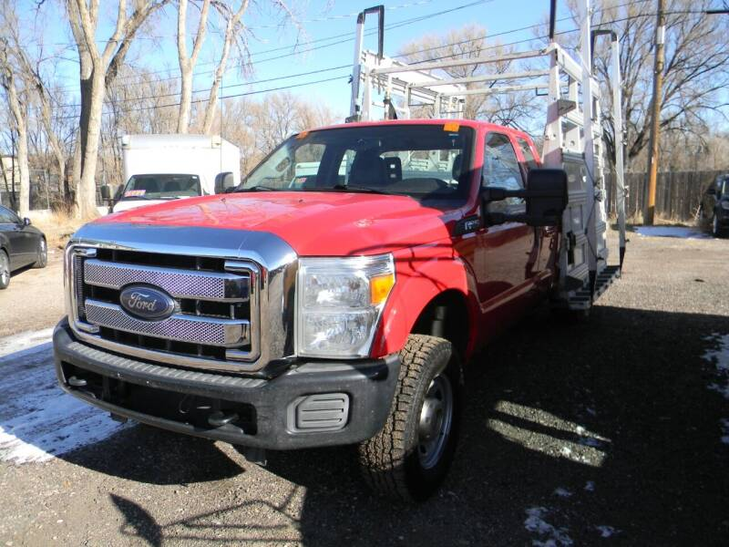 2014 Ford F-250 Super Duty for sale at Cimino Auto Sales in Fountain CO