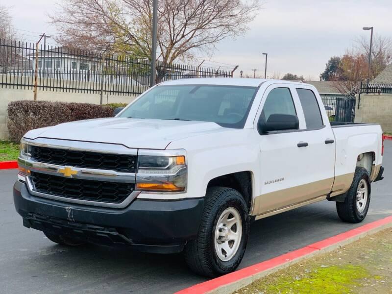 2017 Chevrolet Silverado 1500 for sale at United Star Motors in Sacramento CA