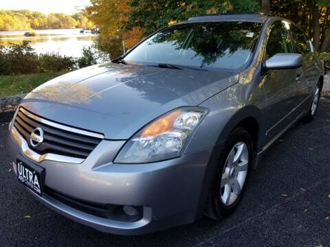 2008 Nissan Altima for sale at Ultra Auto Center in North Attleboro MA