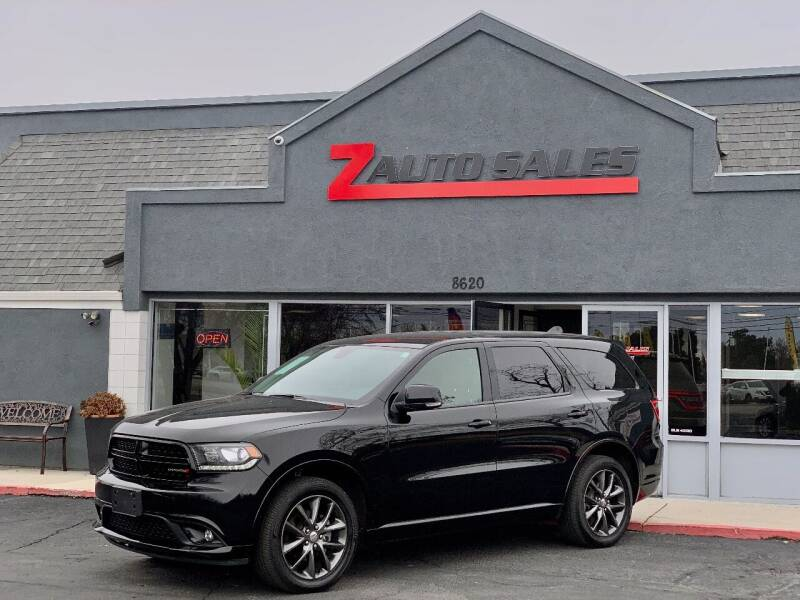 2017 Dodge Durango for sale at Z Auto Sales in Boise ID