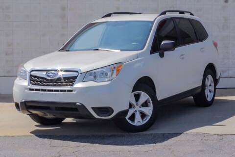 2016 Subaru Forester for sale at Cannon Auto Sales in Newberry SC