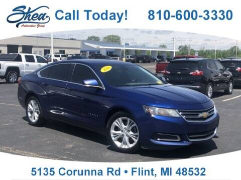 2014 Chevrolet Impala for sale at Jamie Sells Cars 810 - Linden Location in Flint MI