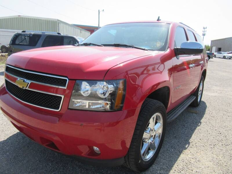 2008 Chevrolet Tahoe for sale at Grays Used Cars in Oklahoma City OK