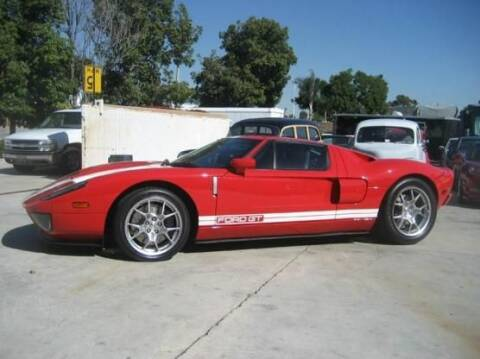 2005 Ford GT for sale at Classic Car Deals in Cadillac MI