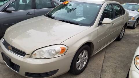 2010 Chevrolet Impala for sale at Williams Auto Finders in Durham NC
