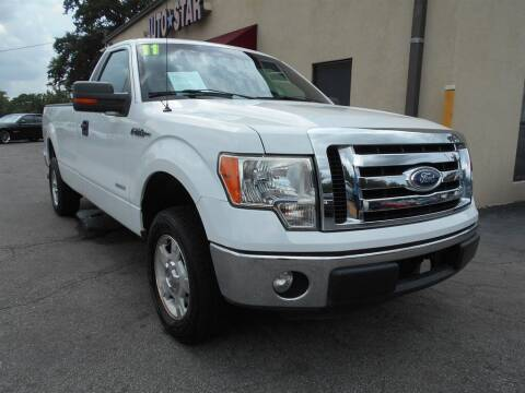 2011 Ford F-150 for sale at AutoStar Norcross in Norcross GA
