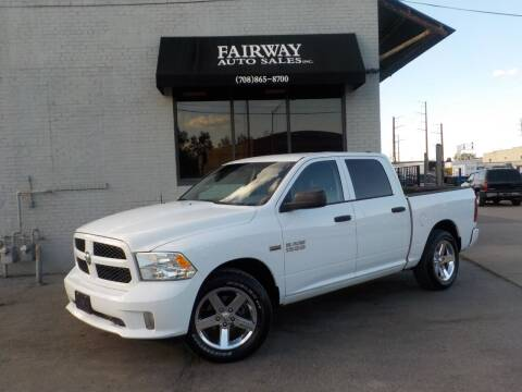 2013 RAM Ram Pickup 1500 for sale at FAIRWAY AUTO SALES, INC. in Melrose Park IL