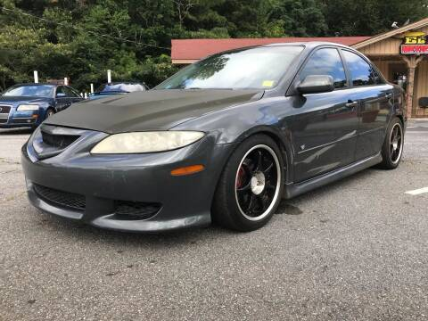 2005 Mazda MAZDA6 for sale at ATLANTA AUTO WAY in Duluth GA