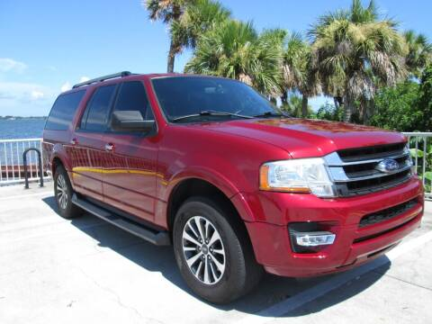 2015 Ford Expedition EL for sale at Best Deal Auto Sales in Melbourne FL