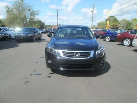 2010 Honda Accord for sale at Downtown Motors in Macon GA