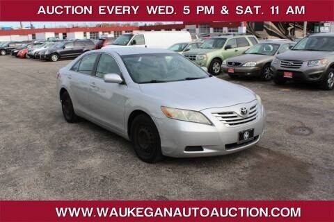 2007 Toyota Camry for sale at Waukegan Auto Auction in Waukegan IL