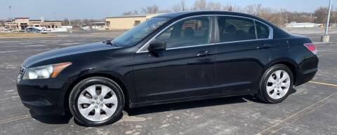 2010 Honda Accord for sale at In Motion Sales LLC in Olathe KS