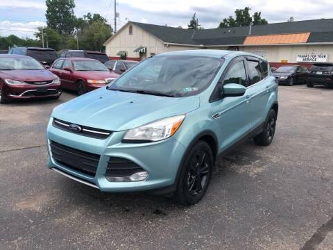 2013 Ford Escape for sale at Dean's Auto Sales in Flint MI
