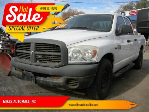 2009 Dodge Ram Pickup 2500 for sale at MIKES AUTOMALL INC in Ingleside IL