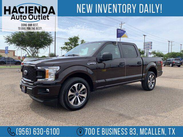2019 Ford F-150 for sale in Mcallen, TX