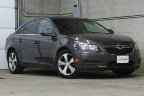 2011 Chevrolet Cruze for sale at Truck Ranch in Logan UT