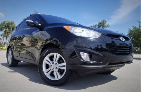 2013 Hyundai Tucson for sale at Progressive Motors in Pompano Beach FL
