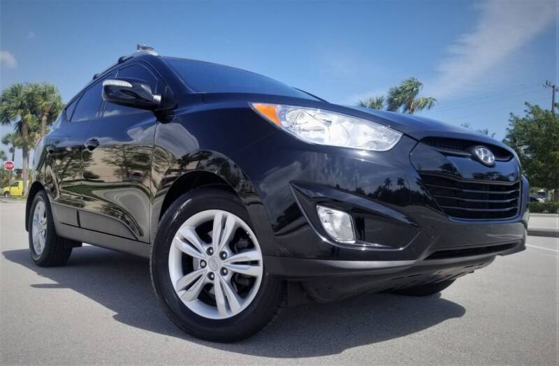 2013 Hyundai Tucson for sale at Progressive Motors in Pompano Beach FL
