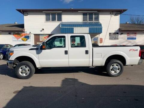 2012 Ford F-250 Super Duty for sale at Twin City Motors in Grand Forks ND