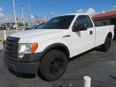 2011 Ford F-150 for sale at Bells Auto Sales in Hammond IN