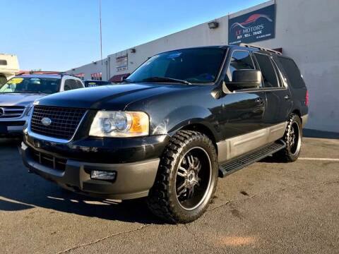 2005 Ford Expedition for sale at LT Motors in Rancho Cordova CA