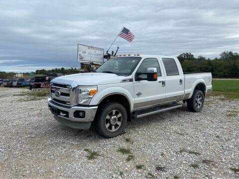 2011 Ford F-350 Super Duty for sale at Ken's Auto Sales & Repairs in New Bloomfield MO