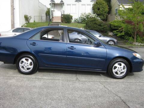 2006 Toyota Camry for sale at UNIVERSITY MOTORSPORTS in Seattle WA
