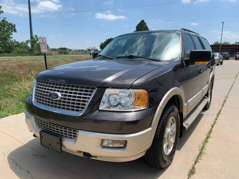 2005 Ford Expedition for sale at Accurate Import in Englewood CO