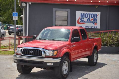 2003 Toyota Tacoma for sale at Motor Car Concepts II - Kirkman Location in Orlando FL