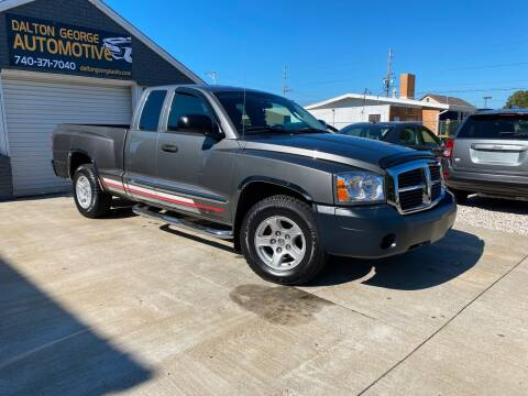 2007 Dodge Dakota for sale at Dalton George Automotive in Marietta OH