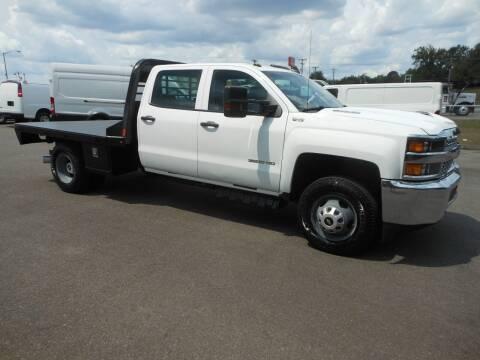2019 Chevrolet Silverado 3500HD for sale at Benton Truck Sales - Flatbeds in Benton AR