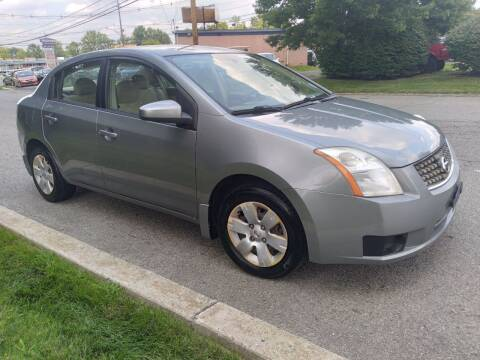 2007 Nissan Sentra for sale at Jan Auto Sales LLC in Parsippany NJ