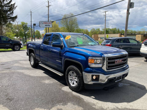 2015 GMC Sierra 1500 for sale at JERRY SIMON AUTO SALES in Cambridge NY