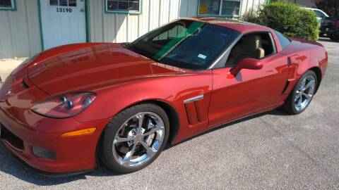 2012 Chevrolet Corvette for sale at Haigler Motors Inc in Tyler TX